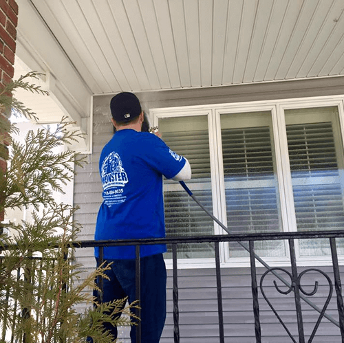 House Washing in Queens, New York by Monster Wash