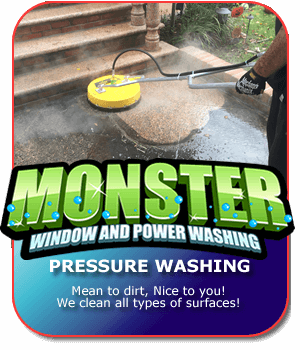 Pressure Washing in Queens, New York by Monster Wash