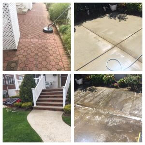 Pressure Washing & Soft Washing in New York City by Monster Wash