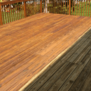 Deck Cleaning in Queens, New York by Monster Wash