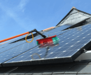 Solar Panel Cleaning in New York City by Monster Wash
